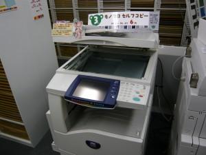モノクロコピー機
